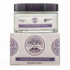 Lavender Whipped Body Butter – 200ml