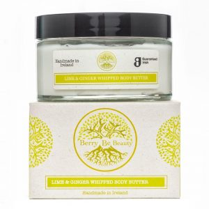 Lime and Ginger Whipped Body Butter – 200ml