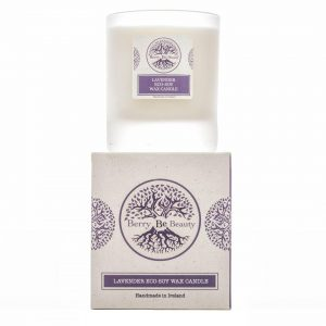Lavender Essential Oil Soy Wax Candle