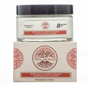 Bergamot & Sweet Orange Whipped Body Butter – 200ml