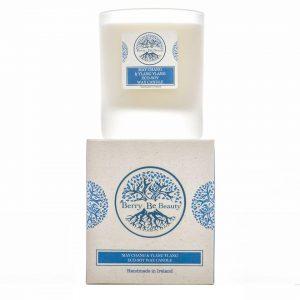 May Chang & Ylang Ylang Essential Oil Soy Wax Candle