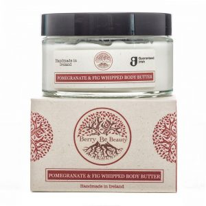 Pomegranate & Fig Whipped Body Butter – 200ml