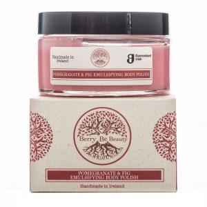 Pomegranate & Fig Emulsifying Body Polish – 200ml