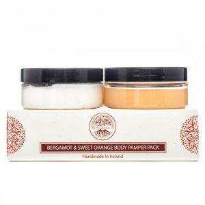 Bergamot & Sweet Orange Travel Pamper Pack