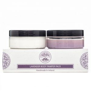 Lavender Travel Pamper Pack