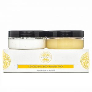 Lemongrass Travel Pamper Pack