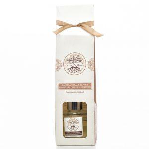Vanilla & Black Pepper Essential Oil Reed Diffuser