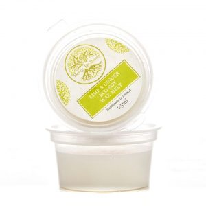 Lime & Ginger Essential Oil Soy Wax Melt – 25g