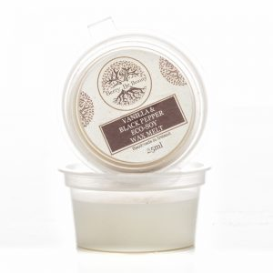 Vanilla & Black Pepper Essential Oil Soy Wax Melt – 25g