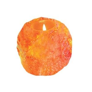 Salt Lamp Tea Light Holders