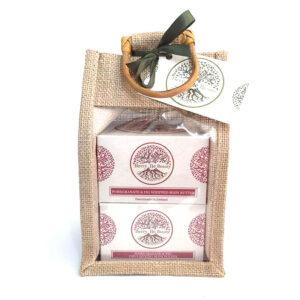 Pomegranate and Fig Whipped Body Butter and Emulsifying Body Polish Gift Set