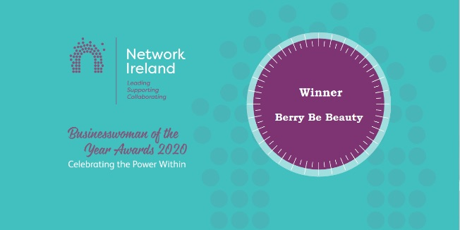 berry be beauty awards 2020 network Ireland