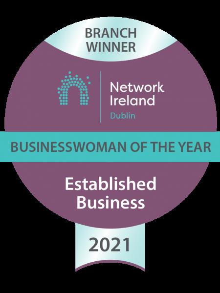 Branch WINNER_NETIRL_Established Business_Large_2021_Dublin